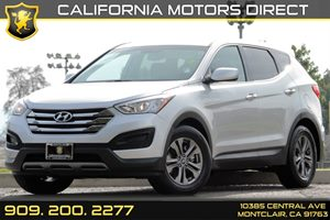 2014 Hyundai Santa Fe Sport Carfax Report - No AccidentsDamage Reported Audio  Auxiliary Audio