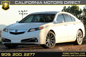 2013 Acura TL Special Edition Carfax 1-Owner - No AccidentsDamage Reported Audio  Auxiliary Aud