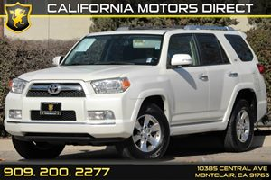 2012 Toyota 4Runner SR5 Carfax 1-Owner - No AccidentsDamage Reported Aerodynamic Multi-Reflector