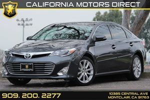 2013 Toyota Avalon Limited Carfax 1-Owner - No AccidentsDamage Reported Audio  Cd Player Audio