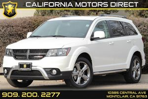 2016 Dodge Journey Crossroad Plus Carfax 1-Owner - No AccidentsDamage Reported Audio  Auxiliary