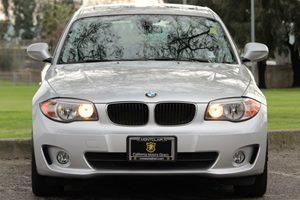 2013 BMW 128i  Carfax 1-Owner - No AccidentsDamage Reported Adaptive Brake Lights Audio  Auxil