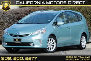 2013 Toyota Prius v Five Carfax 1-Owner - No AccidentsDamage Reported Audio  Auxiliary Audio In