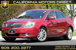 2014 Buick Verano  Carfax 1-Owner - No AccidentsDamage Reported  Crystal Red Tintcoat  We are
