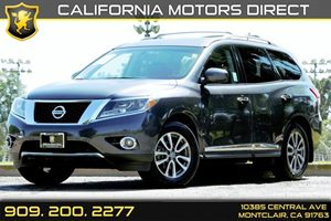 2014 Nissan Pathfinder SL Carfax 1-Owner - No AccidentsDamage Reported Audio  Auxiliary Audio I