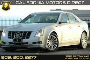 2013 Cadillac CTS Sedan Performance Carfax 1-Owner - No AccidentsDamage Reported Audio  Auxilia