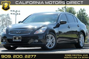 2015 INFINITI Q40  Carfax 1-Owner - No AccidentsDamage Reported Convenience  Automatic Headligh