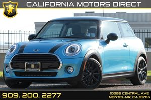 2016 MINI Cooper Hardtop  Carfax 1-Owner 6-Way Driver Seat -Inc Manual Recline Height Adjustmen