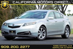 2013 Acura TL Tech Carfax 1-Owner - No AccidentsDamage Reported Audio  Auxiliary Audio Input A