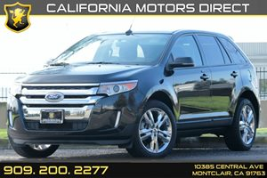 2013 Ford Edge SEL Carfax 1-Owner - No AccidentsDamage Reported Audio  Auxiliary Audio Input A