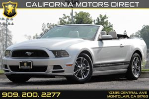 2014 Ford Mustang V6 Premium Carfax Report Audio  Auxiliary Audio Input Audio  Cd Player Audi