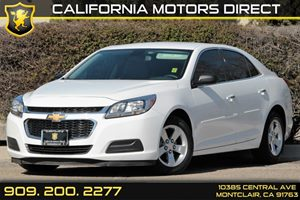 2014 Chevrolet Malibu LS Carfax 1-Owner - No AccidentsDamage Reported Audio  Cd Player Conveni