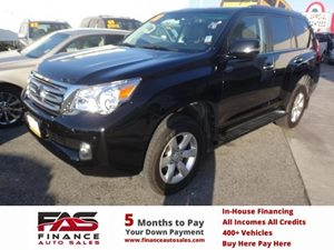 2010 Lexus GX 460  Carfax 1-Owner - No Accidents  Damage Reported to CARFAX  Black Onyx  Rate