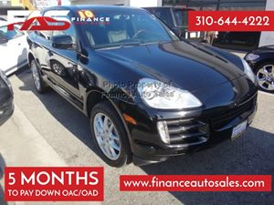 2010 Porsche Cayenne S Carfax 1-Owner - No Accidents  Damage Reported to CARFAX 4 Cargo Area T