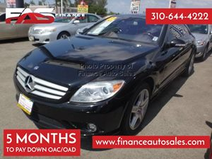 2008 MERCEDES CL550 Coupe Carfax Report - No Accidents  Damage Reported to CARFAX 8 Cylinders A