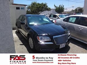 2014 Chrysler 300 300C Carfax 1-Owner - No Accidents  Damage Reported to CARFAX  Gloss Black