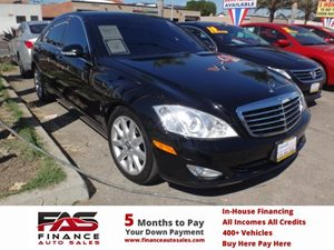2008 MERCEDES S550 4MATIC Sedan Carfax Report - No Accidents  Damage Reported to CARFAX  Black