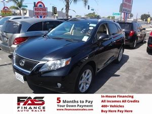2011 Lexus RX 350  Carfax Report  Stargazer Black  NOTICE All advertised prices are discou