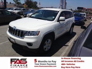 2011 Jeep Grand Cherokee Laredo Carfax 1-Owner - No Accidents  Damage Reported to CARFAX  Ston