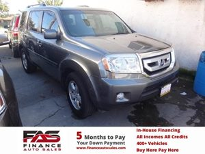 2011 Honda Pilot EX-L Carfax 1-Owner - No Accidents  Damage Reported to CARFAX  Alabaster Silv