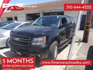 2007 Chevrolet Tahoe LT Carfax 1-Owner - No Accidents  Damage Reported to CARFAX 8 Cylinders Ai