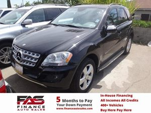 2009 MERCEDES ML350 SUV Carfax Report - No Accidents  Damage Reported to CARFAX  Alpine Rain M