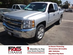 2012 Chevrolet Silverado 1500 LS Carfax 1-Owner - No Accidents  Damage Reported to CARFAX  Sil