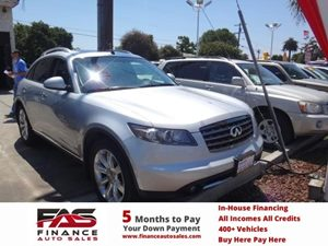 2007 Infiniti FX35  Carfax 1-Owner - No Accidents  Damage Reported to CARFAX  Autumn Copper Me