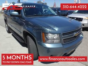 2008 Chevrolet Avalanche LT w1LT Carfax 1-Owner - No Accidents  Damage Reported to CARFAX 8 Cyl