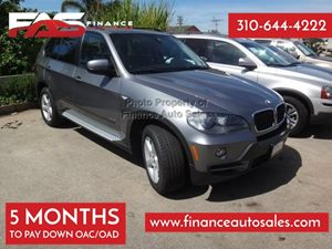 2008 BMW X5 30si Carfax Report - No Accidents  Damage Reported to CARFAX 6 Cylinders Audio  A