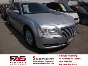 2012 Chrysler 300  Carfax Report - No Accidents  Damage Reported to CARFAX  Bright Silver Meta