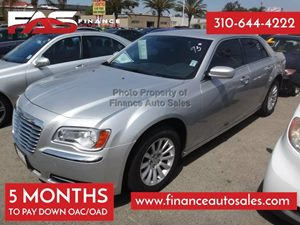 2012 Chrysler 300  Carfax Report - No Accidents  Damage Reported to CARFAX 4-Way Pwr Driver Lumb