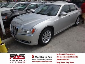 2012 Chrysler 300 Limited Carfax Report - No Accidents  Damage Reported to CARFAX  Bright Silv