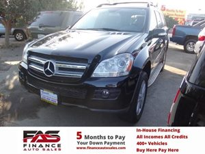 2008 MERCEDES GL450 SUV Carfax Report - No Accidents  Damage Reported to CARFAX  Black  Rates