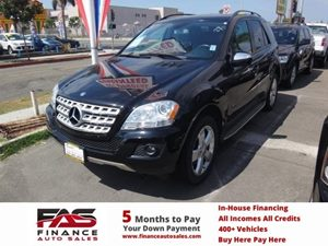 2009 MERCEDES ML350 RWD SUV Carfax Report - No Accidents  Damage Reported to CARFAX  Alpine Ra
