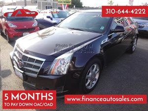 2008 Cadillac CTS RWD w1SB Carfax Report - No Accidents  Damage Reported to CARFAX 6 Cylinders