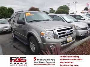 2009 Ford Expedition SSV Carfax 1-Owner 8 Cylinders Air Conditioning  AC Audio  AmFm Stereo