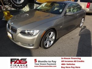 2007 BMW 3 Series 335i Carfax Report - No Accidents  Damage Reported to CARFAX  Platinum Bronz