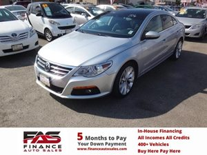 2012 Volkswagen CC Lux Limited PZEV Carfax Report - No Accidents  Damage Reported to CARFAX  R