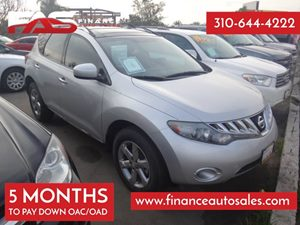 2010 Nissan Murano SL Carfax Report - No Accidents  Damage Reported to CARFAX Audio  Mp3 Player