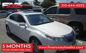 2010 Acura TL Tech Carfax Report - No Accidents  Damage Reported to CARFAX Air Conditioning  Cl