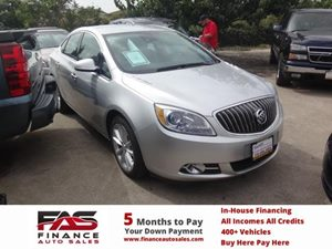 2014 Buick Verano Convenience Group Carfax 1-Owner - No Accidents  Damage Reported to CARFAX
