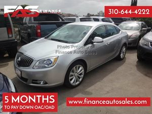 2014 Buick Verano Convenience Group Carfax 1-Owner - No Accidents  Damage Reported to CARFAX 4 C