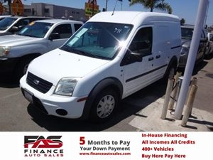 2010 Ford Transit Connect XLT Carfax 1-Owner - No Accidents  Damage Reported to CARFAX Audio  C