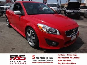 2012 Volvo C30  Carfax 1-Owner - No Accidents  Damage Reported to CARFAX  Passion Red  Rates
