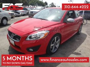 2012 Volvo C30  Carfax 1-Owner - No Accidents  Damage Reported to CARFAX 5 Cylinders Air Condit