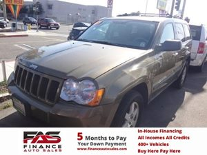 2009 Jeep Grand Cherokee Laredo Carfax Report 6 Cylinders Air Conditioning  AC Audio  AmFm