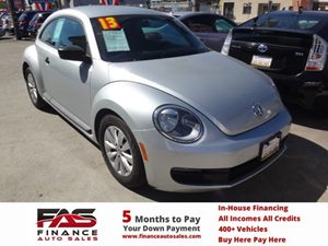 View 2013 Volkswagen Beetle Coupe