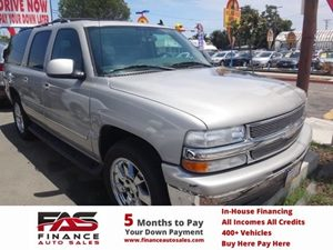 2007 Chevrolet Suburban LS Carfax Report - No Accidents  Damage Reported to CARFAX  Amber Bron