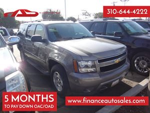 2007 Chevrolet Suburban LS Carfax Report - No Accidents  Damage Reported to CARFAX 8 Cylinders